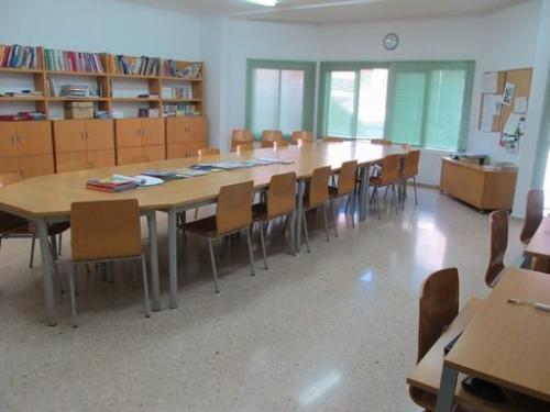 sala profesores colegio mercurio